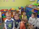 Fryzjer w przedszkolu