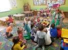 Pani Wiosna odwiedza przedszkolaków