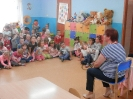 Spotkanie z lekarzem pediatra