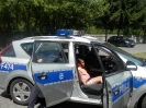 Wycieczka do Komendy Policji w Radomsku